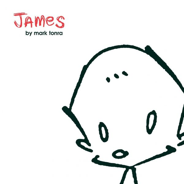 Book / James by Mark Tonra