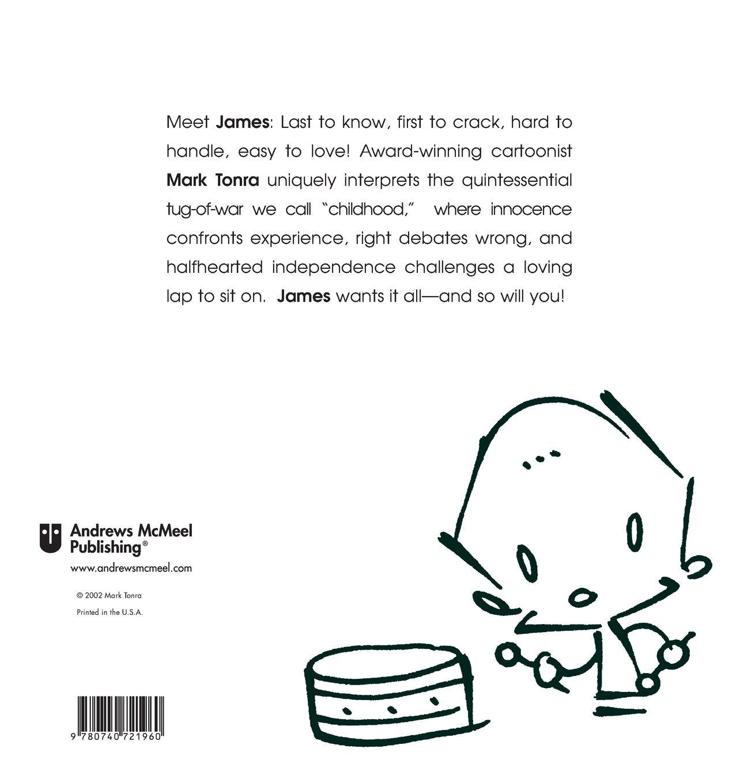 Book / James by Mark Tonra